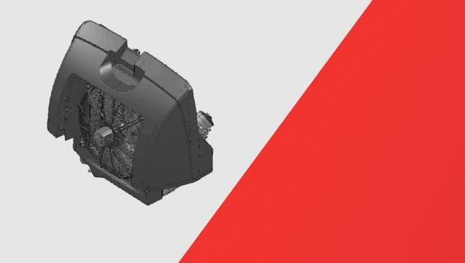 Cooler Filter Tank