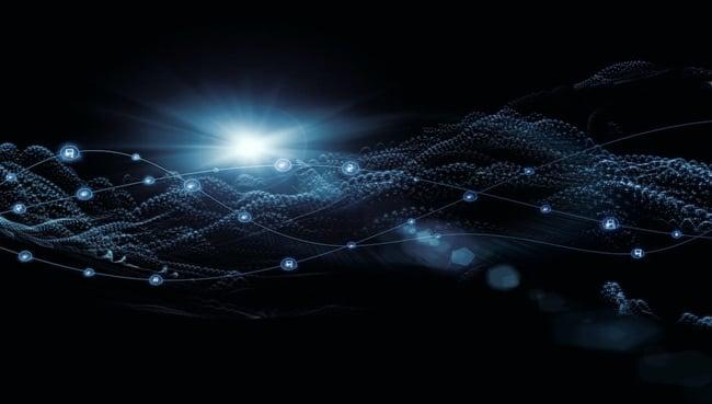 interconnessione digitalizzazione impianto industriale