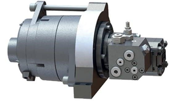 generatore idraulico HYDAC